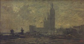 Charles-François Daubigny: London