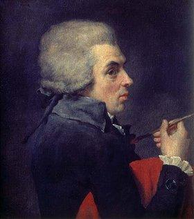 Jacques Louis David: Louis David, Bildnis