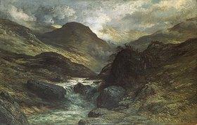 Gustave Doré: Ein Canyon