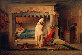 Jean-Léon Gérome: Weiblicher Akt vor König Kandaules