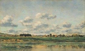 Charles-François Daubigny: Am Ufer der Oise