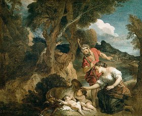 Charles de La Fosse: Romulus und Remus