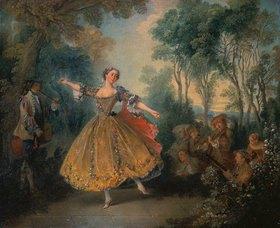 Nicolas Lancret: Die Tänzerin Camargot