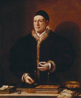 Lorenzo Lotto: Bildnis des Jakob Fugger