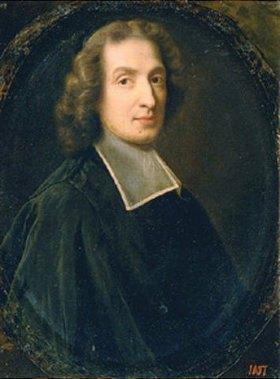 Claude Lefevre: Bildnis des Dichters Salignac de la Mothé-Fénelon (1651-1715)