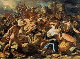 Nicolas Poussin: Der Sieg des Joshua über die Amoriter