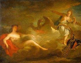 Jean Marc Nattier: Jupiter, Juno und Io. 1710-er Jahre