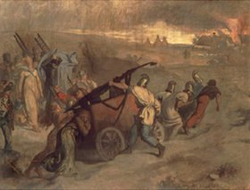 Pierre Puvis de Chavannes: Die Dorf-Feuerwehr