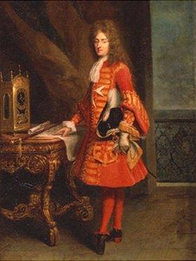 Robert Tournieres: Bildnis eines Ritters vom Malteser-Orden