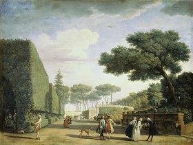 Claude Joseph Vernet: Park der Villa Pamfili in Rom