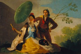 Francisco José de Goya: Der Sonnenschirm