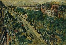 Lovis Corinth: Berlin, unter den Linden