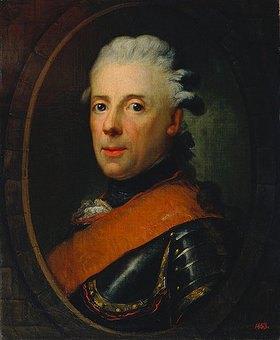 Anton Graff: Bildnis des Prinzen Heinrich von Preussen (1726-1802)