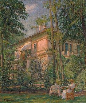 Paul Höniger: Die Villa Goldschmit