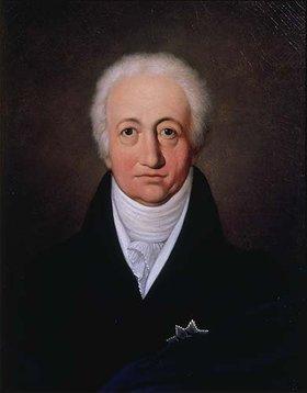 Ferdinand Jagemann: Johann Wolfgang von Goethe
