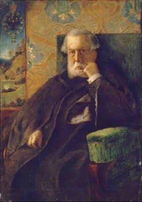 Max Klinger: Bildnis des Herrn Dr. von Meyer