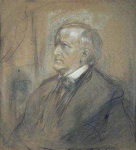 Franz von Lenbach: Bildnis Richard Wagner