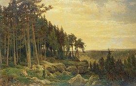 Berndt Lindholm: Felsige Landschaft