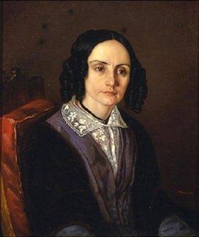 Karl Peter Mazer: Bildnis der Gräfin Maria Volkonskaja (1805-1863)