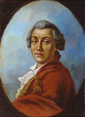 Friedrich August Tischbein: Bildnis des Dichters Alexander Sumarokov (1717-1777)
