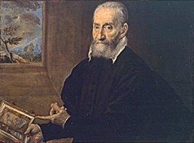 Greco El (Dominikos Theotokopoulos): Bildnis des Giulio Clovio
