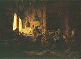Rembrandt van Rijn: Gleichnis der Arbeiter im Weinberg