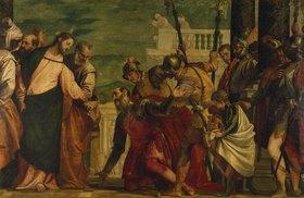 Paolo (Paolo Caliari) Veronese: Jesus und der Hauptmann von Kapernaum