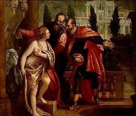 Paolo (Paolo Caliari) Veronese: Susanna und die beiden Alten