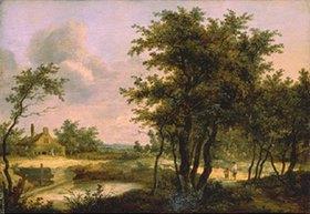Holländischer Meister: Landschaft