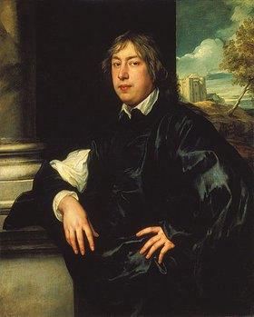Anthonis van Dyck: Bildnis von Eberhard Jabach (1610-1695)