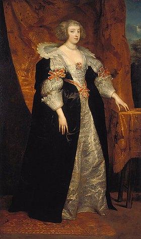 Anthonis van Dyck: Stehende weibliche Figur
