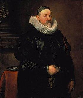 Anthonis van Dyck: Bildnis von Adriaen Stevens