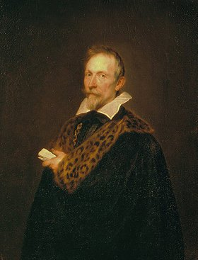 Anthonis van Dyck: Bildnis des Jan van den Wouwer