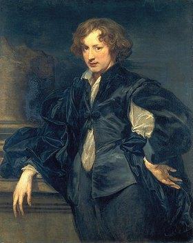 Anthonis van Dyck: Selbstbildnis