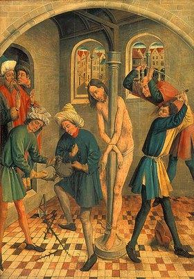 Jan Koerbecke: Die Geißelung Christi
