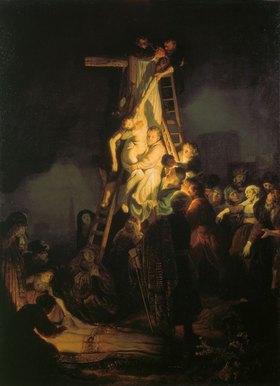 Rembrandt van Rijn: Die Kreuzabnahme