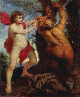 Peter Paul Rubens: Apollo und Marsyas