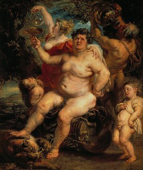 Peter Paul Rubens: Bacchus