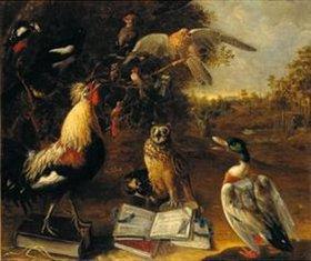 Jakab Bogdány: Vogelkonzert