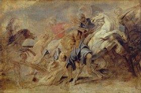 Peter Paul Rubens: Die Löwenjagd