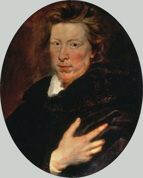 Peter Paul Rubens: Bildnis von George Gaidge (1592-1638)