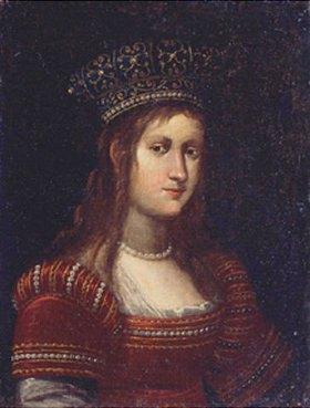 Justus Sustermans: Maria Magdalena von Österreich, Gemahlin von Cosimo II. de Medici