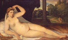 Lambert Sustris: Venus