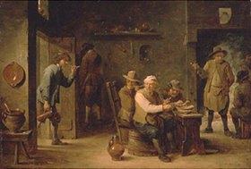 David Teniers: Szene im Wirtshaus. 1640er Jahre