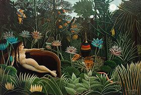 Henri Rousseau: Der Tra