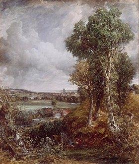 John Constable: Das Tal von Dedham
