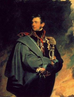 Sir Thomas Lawrence: Bildnis des Fürsten Mikhail Vorontsov (1782-1830)