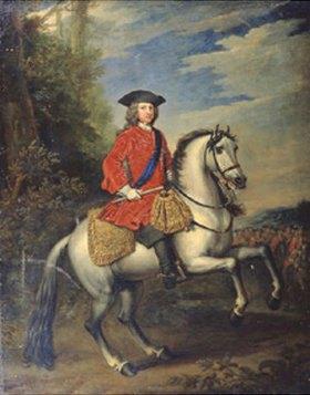 Sir Godfrey Kneller: Bildnis von König Georg I. zu Pferde