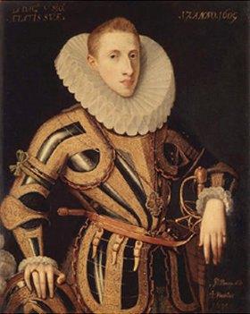 Juan Pantoja de la Cruz: Bildnis des Infanten Don Diego de Villamaiore
