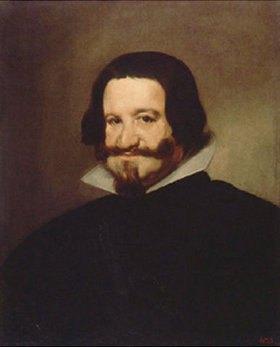 Diego Rodriguez de Velazquez: Bildnis des Herzogs Olivares